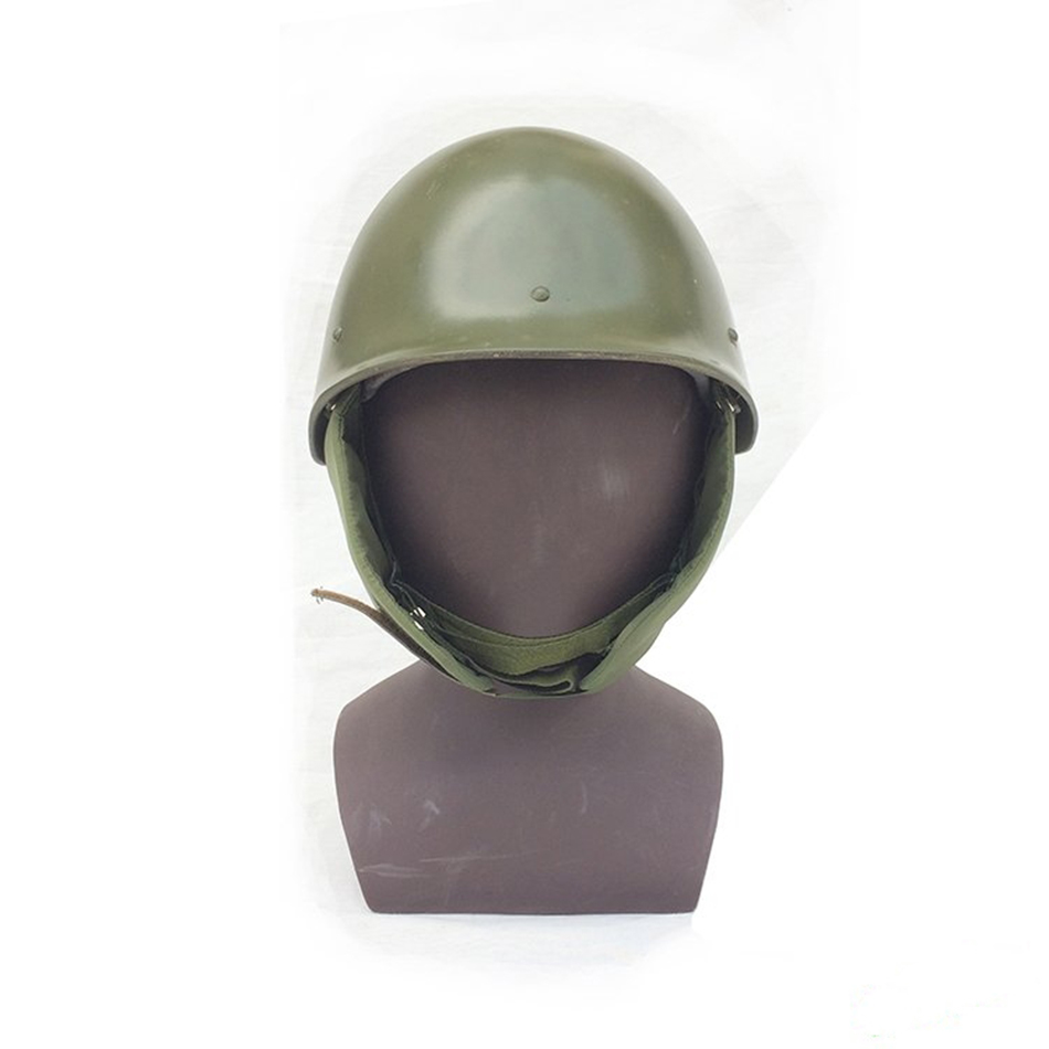 Military Surplus Chinese Army Type 65 Paratrooper Helmets Original Plastic-CN040(China)