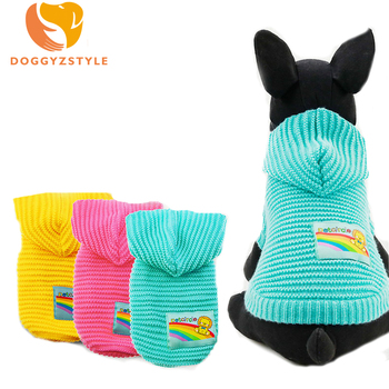 Pet Sweater Clothes For Puppy Cat