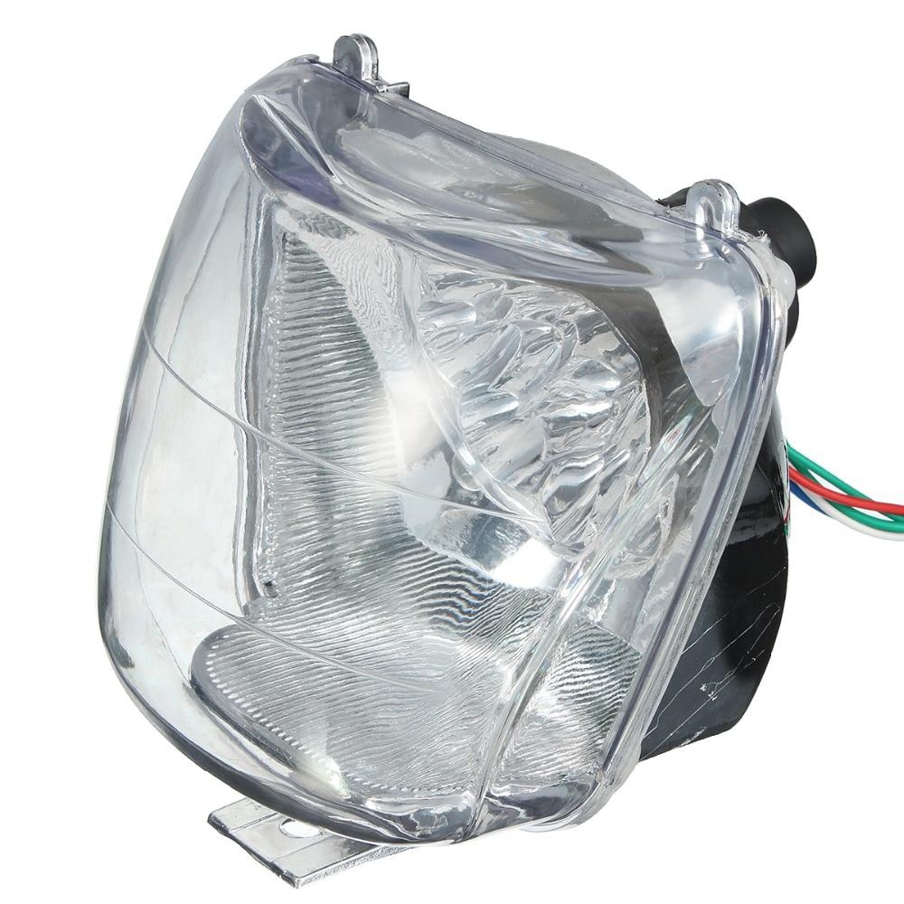 ATV Front Light Headlamp For 50cc 70cc 90cc 110cc 125cc Mini ATV QUAD BIKE BUGGY