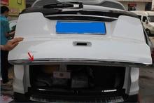 Авто для Honda CRV 2012 2013 2014 2015 ABS задний багажник крышка отделка