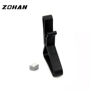 Image 5 - ZOHAN écouteur pour Protection auditive multi type, crochet de taille, boucle de suspension pour oreillettes, 1 pièce