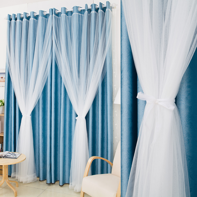 Curtains For Bedroom Free Shipping!Shading Rate 85