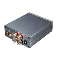 Hot Sale High quality HIFI Class 2.0 Stereo Digital Amplifier Mini Home Audio Stereo Power Amplifier TPA3116 Advanced 50W + 50W