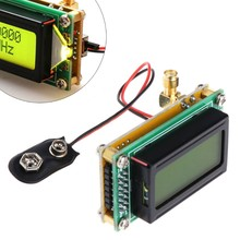 Medidor de frecuencia de 1-500 MHz de alta precisión y sensibilidad, módulo contador Hz, módulo de medición, pantalla LCD