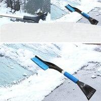 60cm Long Car Styling Snow Shovel Car Snow Brush Ice Scraper Car Snow Shovel Car Snow