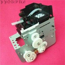 엡손 dx5 잉크 펌프 어셈블리의 새로운 원본 스타일러스 프로 7880 9880 9800 mtuoh RJ 900 VJ 1604 프린트 헤드 클린 유닛 워터 솔벤트