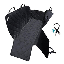 Dog Car Pet Seat Cushion Mesh Waterproof Pet Carrier Car Rear Back Seat Mat Hammock Rear Car Seat Cover Mat Universal version waterproof pet car seat cushion car pet mat car rear seat rear tail box golden hair labrador dog pad car mat trunk mat freeship