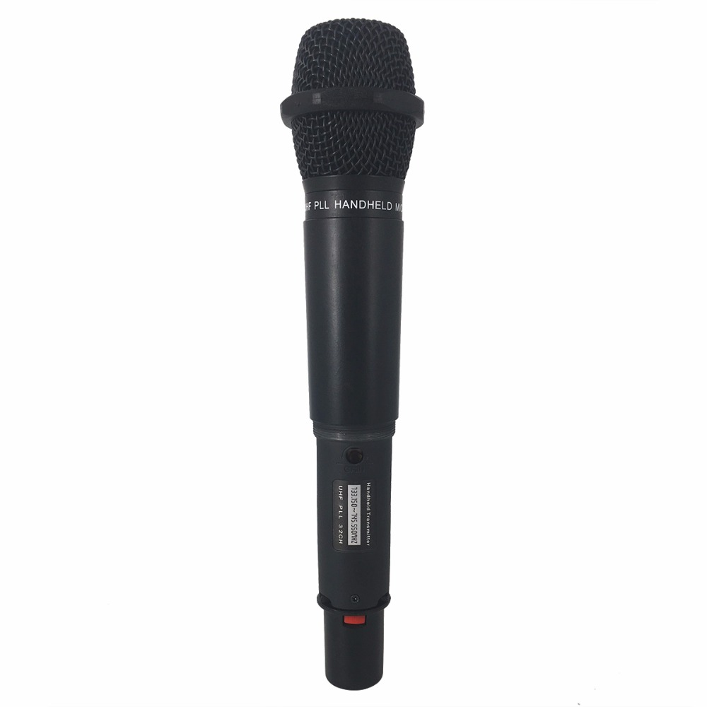 Retekess T125 RF Wireless Conference System Simultaneous Interpretation Handheld Microphone Audio Transmitter for Meeting earobe k 808a 8 channel wireless conference microphone system for meeting desktop standing microphone