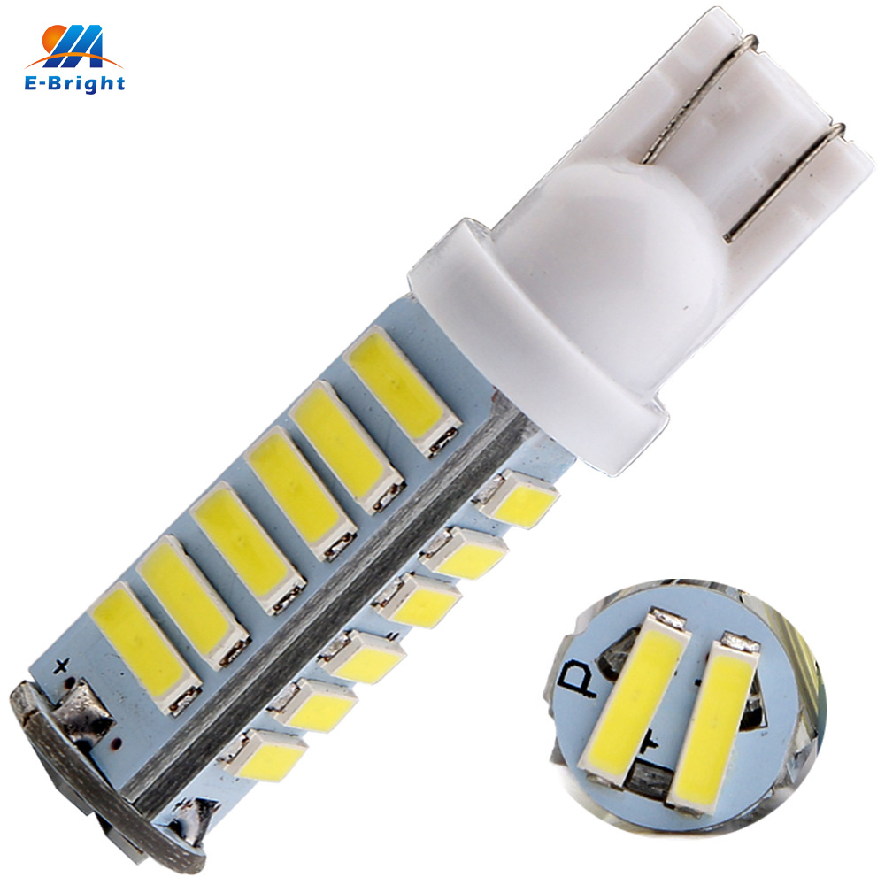 Free Shipping 200PCS lot T10 7014 20 SMD W5W 20Led Reading Light 12V DC Indicator Lamp