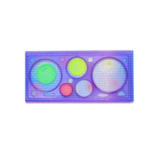 Geometric Ruler Spirograph Drawing Toys Drafting Tools Stationery For Students  Set Learning Art Sets Creative Gift For Children