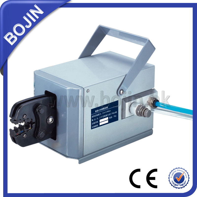 Pneumatic Terminal Crimping Machine BJ-602E