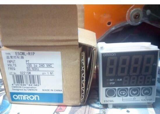 Novo e Original de Alta Qualidade Temperatura Controlle E5CWL-R1P Um Ano de Garantia Frete Grátis