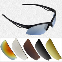 6 pcs Safety Glasses Sun shades Sports activities Biking NEW Browsing Bicycle Biking Designer Driving Eye Defend Multicolor
