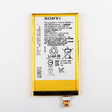 100% Original Replacement Battery LIS1594ERPC For SONY Z5 compact Z5C Z5 mini E5823 Z5mini Authentic Phone Battery 2500mAh