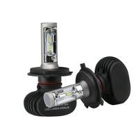 S1 Spot 8000LM Headlight Lamp Car 50W LED Headlight Auto Bulbs H1 H3 H4 9003 H7