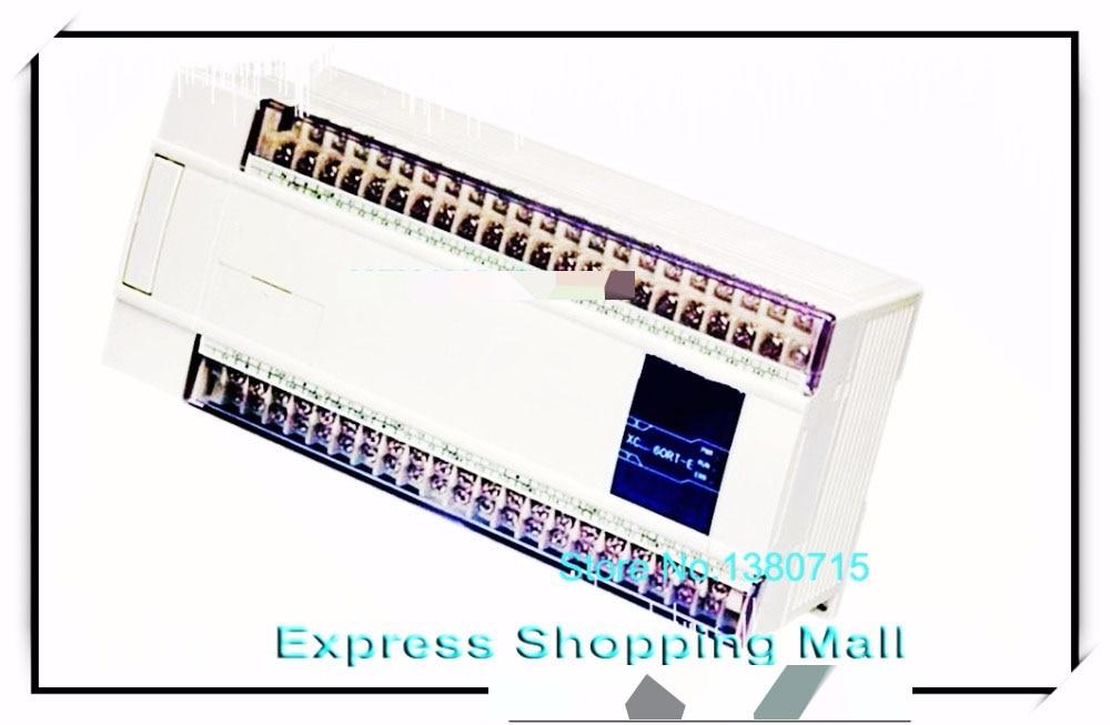 New Original XC5-60RT-E PLC CPU AC220V 36 DI PNP 24 DO Transistor&Relay yn e3 rt ttl radio trigger speedlite transmitter as st e3 rt for canon 600ex rt new arrival