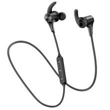 Soundpeats Bluetooth 5,0 Беспроводной наушники Магнитный IPX6 наушники-вкладыши Беспроводной наушники 9 часов в режиме воспроизведения APTX-LL сопротивление разрыву CVC 8,0 Q12 плюс