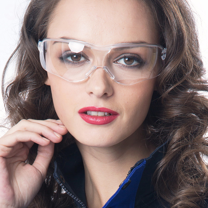 цена на 3M Safety Glasses Transparent Goggles Anti-Fog Anti-sand Windproof Anti Dust Resistant Labor Glasses Protective Working eyewear