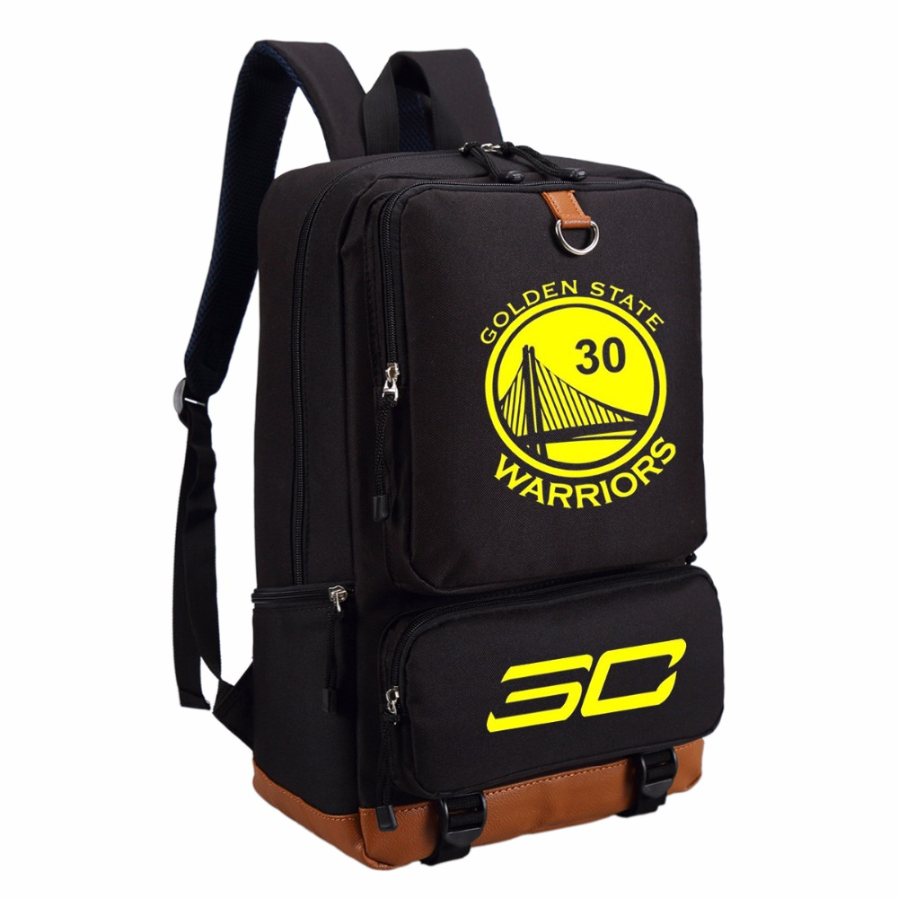 School bags online cheap - Stephen Curry Backpack Fashion Casual Backpack Teenagers Men Women S Student School Bags Travel Bag No 30