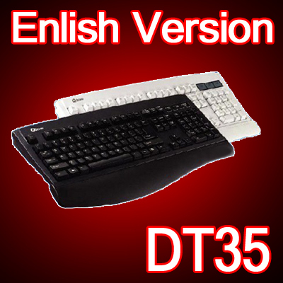 Qsenn DT35 Gaming Keyboard,English Edition,Black & White Color available. Brand NEW in box and Original Free Shipping