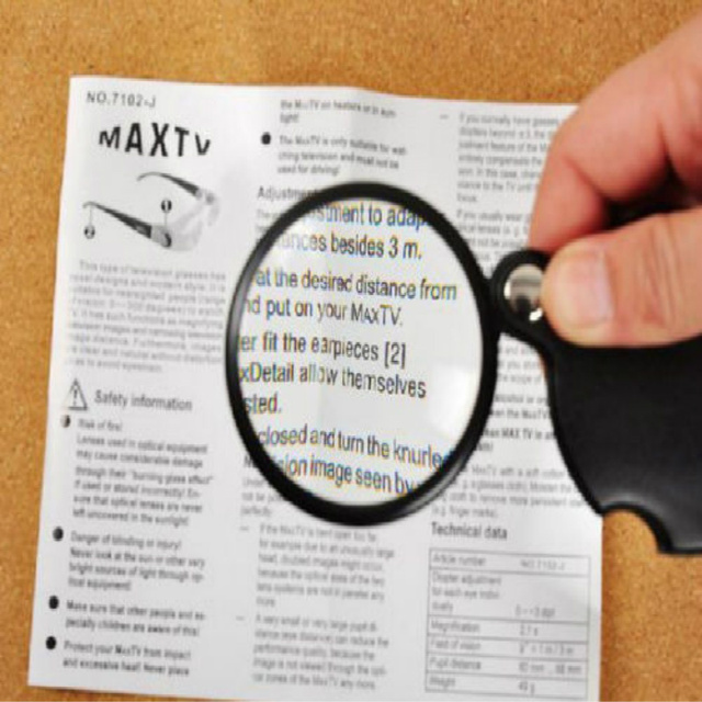 Mini Pocket 10x Folding Jewelry Magnifier Magnifying For High-definition Optical Glass Reading Watch Repair Eye Glass Loupe