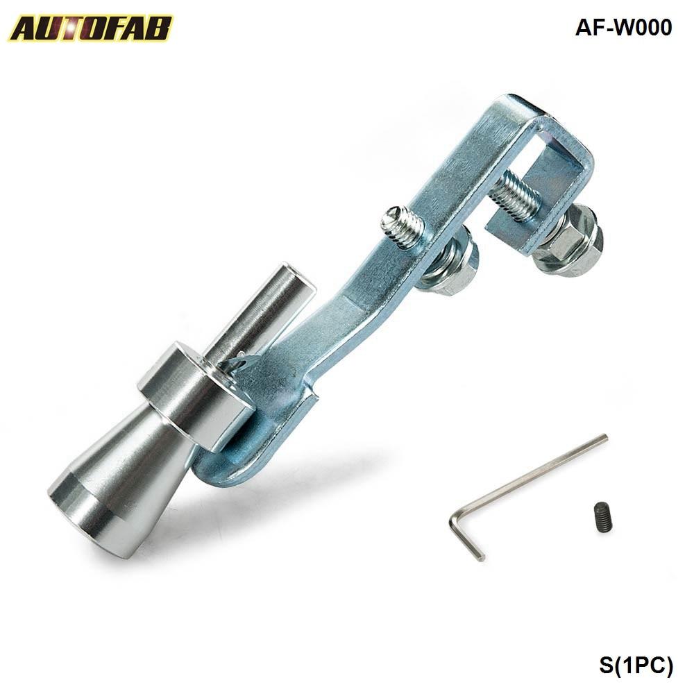 Universal Turbo Sound: AUTOFAB Universal Car Turbo Sound Whistle Muffler Exhaust