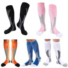 32c39baa3b New Compression Socks For Varicose Veins Men Women Medical Varicose Veins  Leg Relief Pain Knee High Stockings Sports Socks