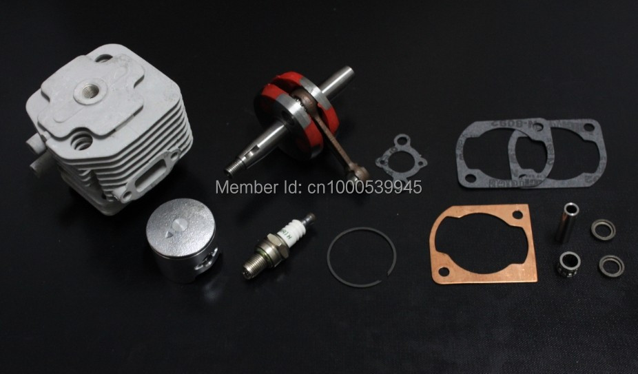 30.5cc kits bigbore avec extracteur de volant (2 trous) pour moteur baja 5b (pièces de voiture RC/accessoires)