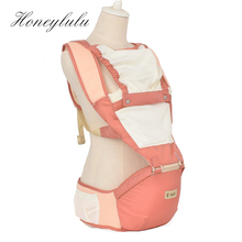 Honeylulu Summer Breathable Ergonomic Baby Carrier Sling For Newborn Sunshade Mesh Kangaroo Ergoryukzak Hipsit