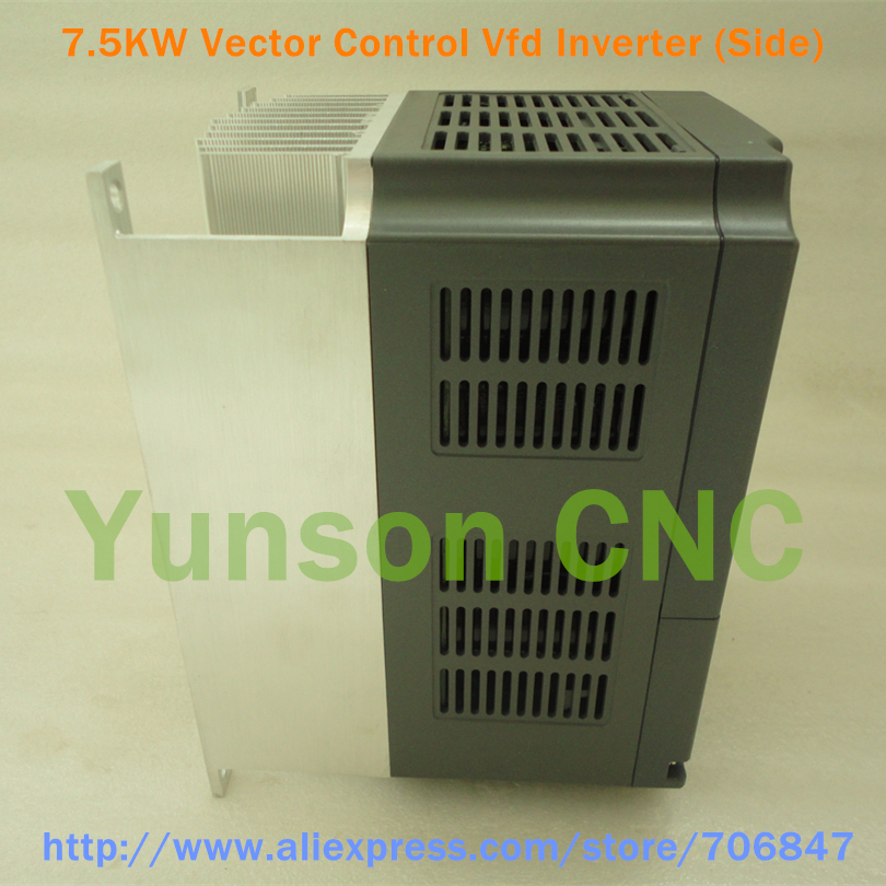Huanyang 7500w 10hp variable frequency drive vector control 400hz huanyang 7500w 10hp variable frequency drive vector control 400hz vfd inverter for spindlemotorinput 380v 3phase output 380 in inverters converters from asfbconference2016 Images