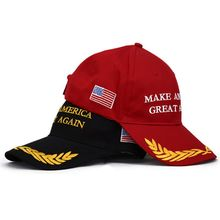13 Styles Ourdoor USA Cap For Support Donald Trump Hat Red Republican State Embroider 2016