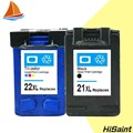 For HP 21 22 ink cartridge For hp21 22 Ink Cartridge For DESKJET 3910 3920 3930 3940 D1311 D1320 D1330 D1341 D1360 D1420 D1430