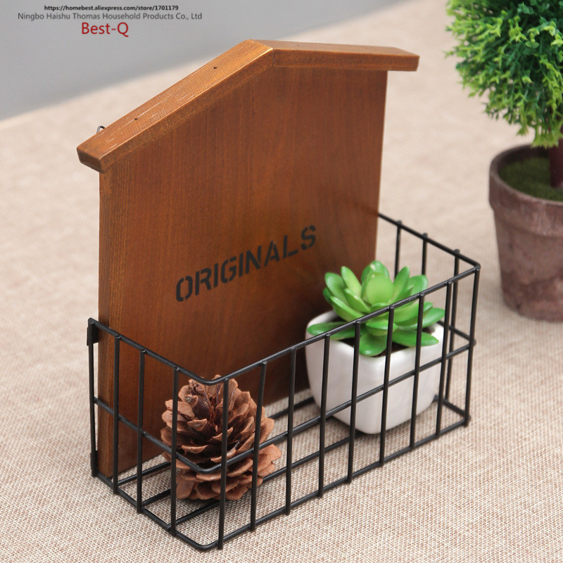 Wall Hanging Basket high quality wall hanging baskets promotion-shop for high quality
