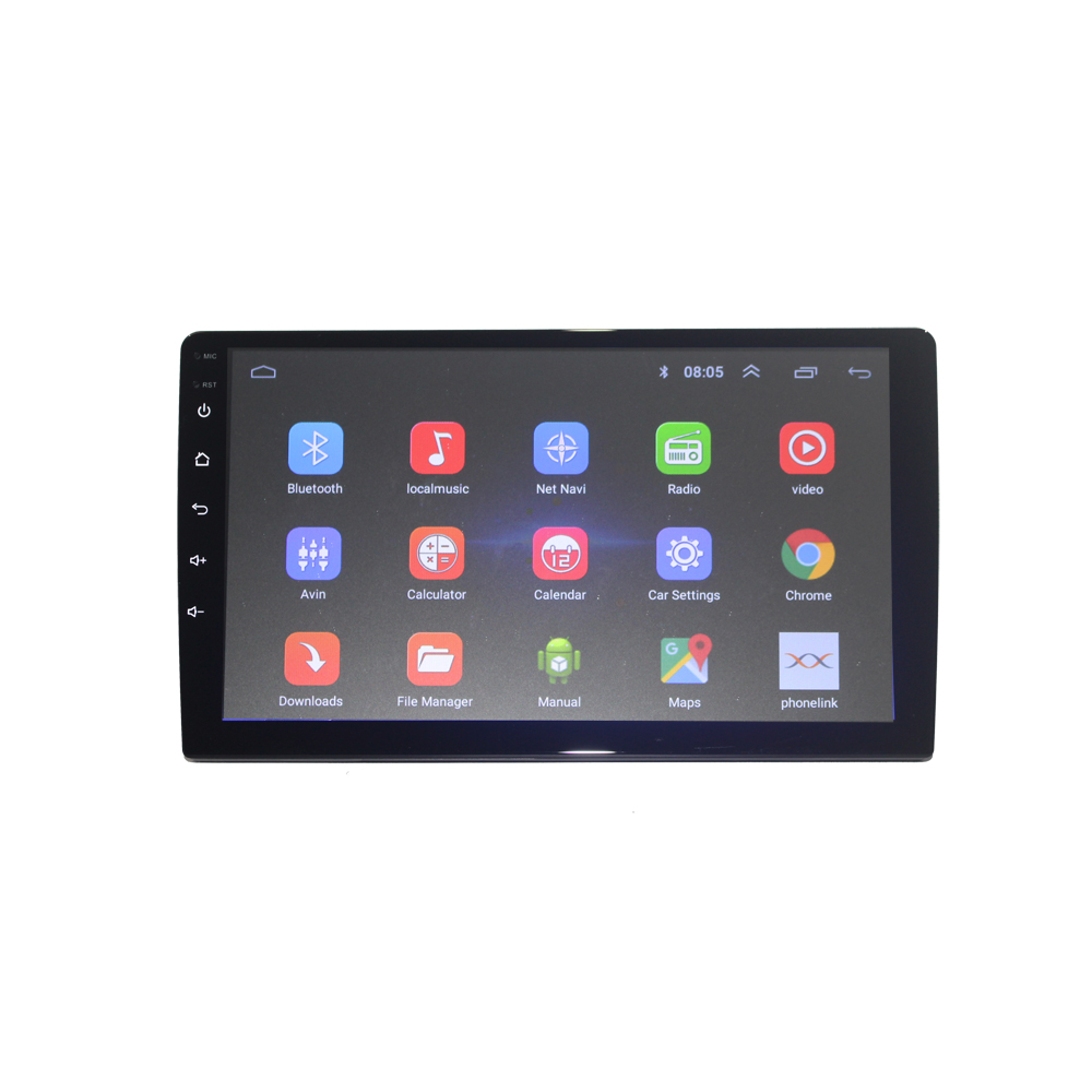 """Image 2 - HACTIVOL 2G+32G Android 9.1 4G Car Radio for 9"""" 10.1"""" universal interchangeable car dvd player gps navi 2 din car accessory-in Car Multimedia Player from Automobiles & Motorcycles"""