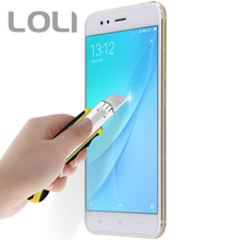 Screen Protector for Xiaomi Mi A1 Tempered Glass Film Scratch Proof Ultra thin 9H Protective Film for Xiaomi Xiao Mi5X 5X Glass