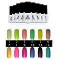 1 Bottle 5ml Born Pretty Candy Colors Shell Nail UV Gel Polish Soak Off UV Varnish 12 colors