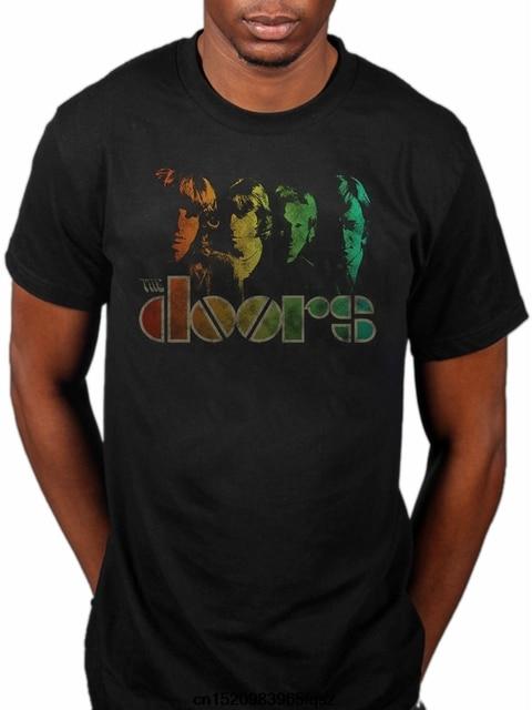 Gildan Newest Menu0027S The Doors Spectrum T Shirt Band Merch Jim Morrison La Woman Vintage Printed  sc 1 st  AliExpress.com & Gildan Newest Menu0027S The Doors Spectrum T Shirt Band Merch Jim ...