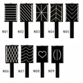 Saviland 1pcs 3D Magical Nail Tool Nail Art Magnet Stick Magnet Drawing For Cat Eyes UV Nail Gel Polish 9 Styles Pick 1