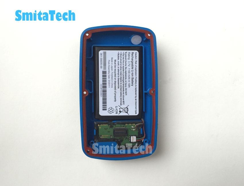 Original Garmin Edge 810 GPS Back Case Bottom Cover Shell with Li-Battery Black