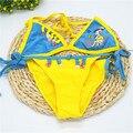 Девушки бикини детские купальники дети девушки купальники бикини установить купальники купальник дешевые китая одежда для SW032