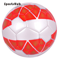 SPORTSHUB PU Soccer Balls Official Size 5 Football Goal League Ball Outdoor Sport Training Balls futbol voetbal bola BGS0004