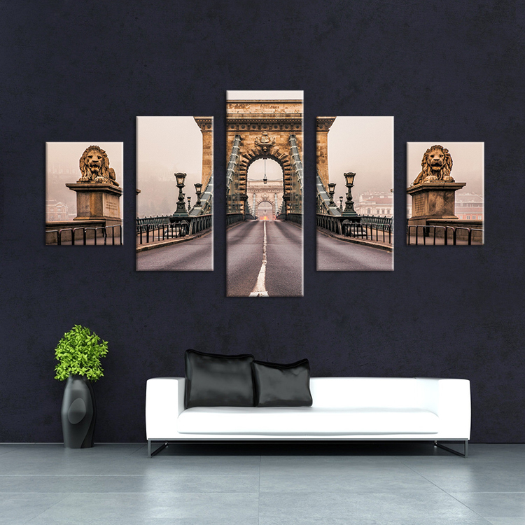 Online get cheap arc art alibaba group for Arc de triomphe wall mural