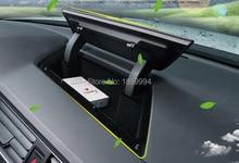 ل 2018 2019 2020 VW tiguan mk2 الجبهة المركزية وحدة التحكم لوحة القيادة صندوق تخزين حامل 5NG857922A