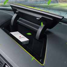 Per il 2018 2019 2020 VW tiguan mk2 anteriore centrale Console Dashboard Storage box Holder 5NG857922A