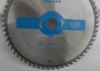 Free Shipping Professional Quality 230 25 4 2 6 60z TCG Teeth TCT Saw Blade Non