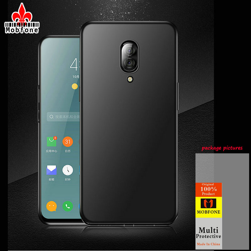 For Lenovo Z5 pro case Z5Pro Coque Ultra-thin Soft Silicone Case back Matte Cover For Lenovo Z5pro /Z5 Pro Phone Fundas Cases