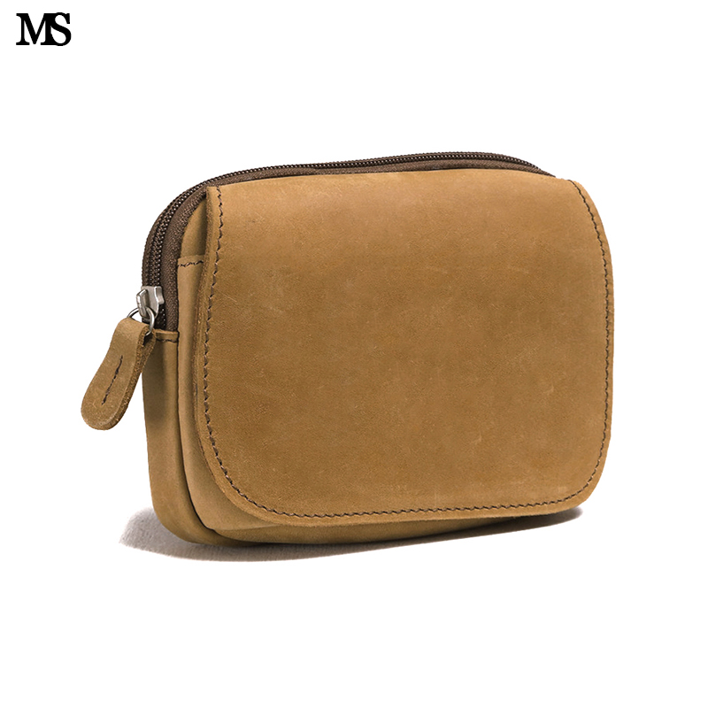 Free Shipping Mens Simple fashion Crazy Horse Leather Shoulder Messenger Cross Body Satchel Fanny Waist Pack Handbag Brown S3369Free Shipping Mens Simple fashion Crazy Horse Leather Shoulder Messenger Cross Body Satchel Fanny Waist Pack Handbag Brown S3369
