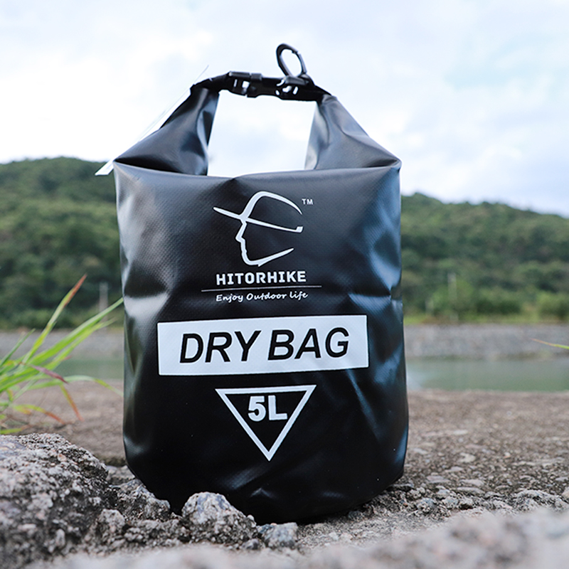 5L Outdoor Camping Stuff Waterproof Bags Ultralight Camping Hiking Dry Organizers Drifting Kayaking Air Bag Swimming Bags 2018