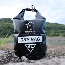 5L Outdoor camping stuff Waterproof Bags Ultralight Camping Hiking Dry Organizers Drifting Kayaking air bag Swimming Bags 2018