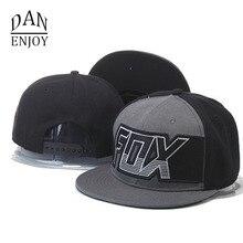 Фокс вс плоские snapback хип-хоп шапки hat сетки дышащий гольф бренд